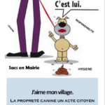 Déjections canines……